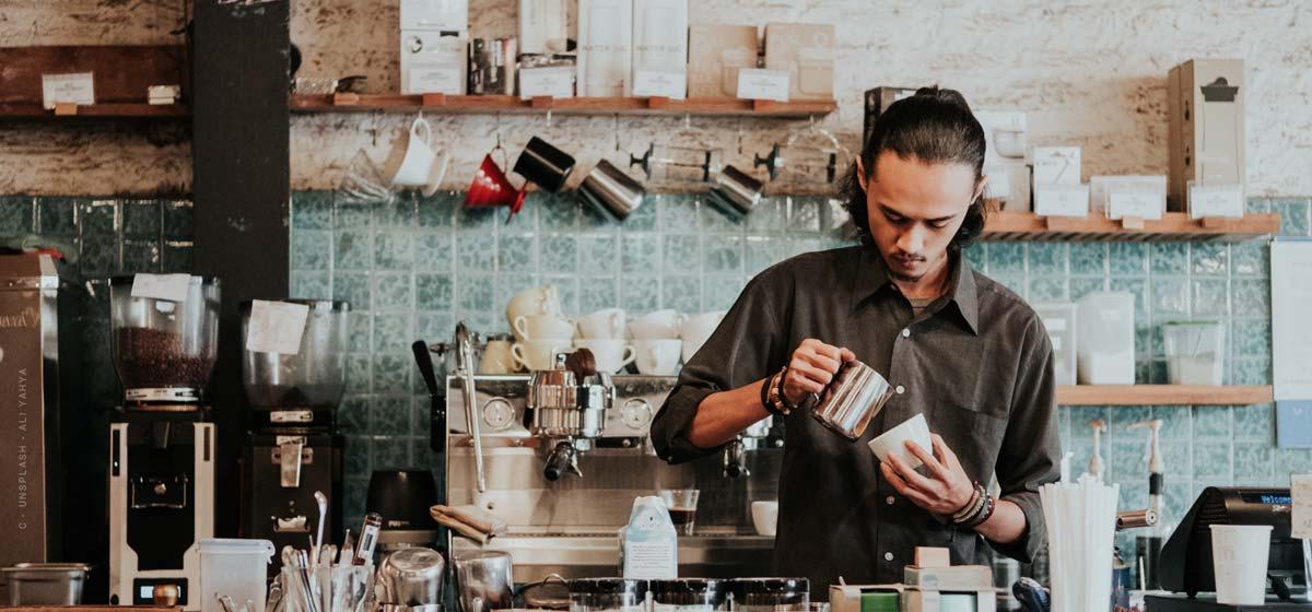 Cafés à Berlin : Mitte to Friedrichshain et Kreuzberg