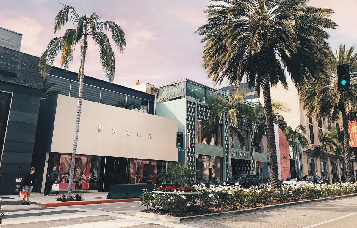 Conseils pour le shopping à Los Angeles : Rodeo Drive, The Grove & Co.